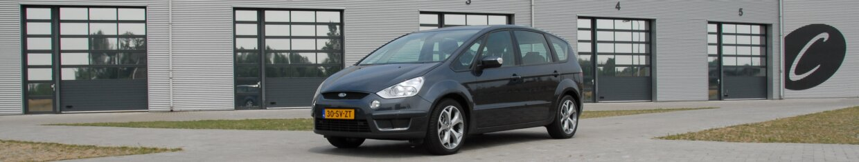 Ford S-MAX (2006 - 2015)