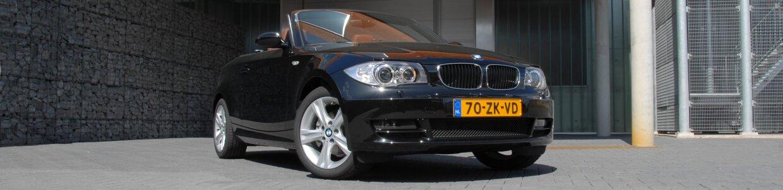 Autozine Kort Bmw 1 Serie Cabrio 9 9