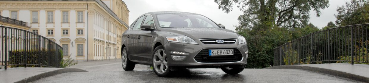 Ford Mondeo (2007 - 2014)